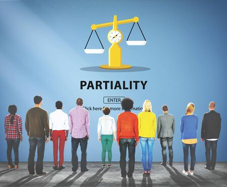bias: Partiality Prejudice Unfairness Help Victims Bias Concept