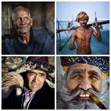 humanismo: Collage Colecci�n Vaus Concepto Diverse