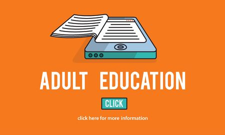 explicit: Adult Education Advisory Age Limit Blocked Concept