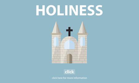 holiness: Holiness Holy Religion Spirituality Wisdom Church Concept