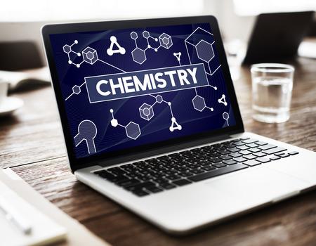 soumis: Chimie Science Research Sujet Education Concept Banque d'images