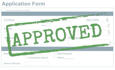 approved: Approved Agreement Authority Guarantee Permit Concept