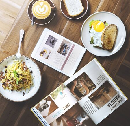 sumptuous: Breakfast Food Delicious Food and Beverages Quality Concept