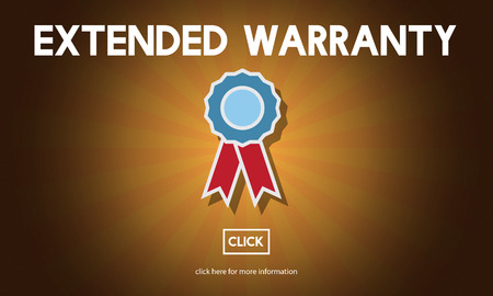 extended: Extended Warranty Guaranteed Quality Safety Service Concept