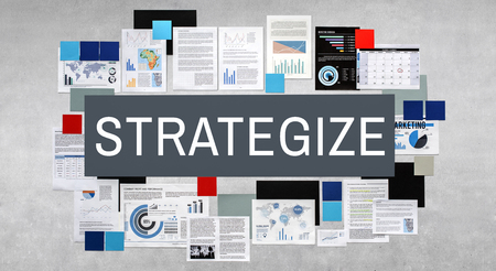 strategize: Strategize Tactics Vision Solution Concept