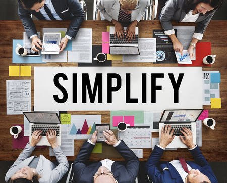 Simplify concept in a meeting room