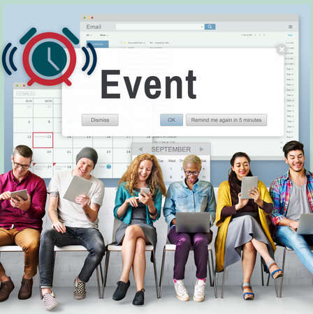 event calendar: Event Arrangement Banquet Calendar Celebration Concept