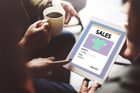 margen: Venta concepto de ventas Comercio Ingresos Margen de beneficio al por menor