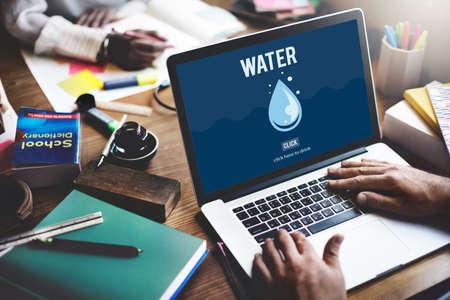 humidity: Water Aqua Fresh Liquid Humidity Moisture Wet Concept