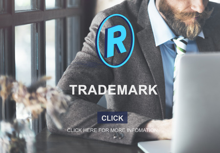 Trademark Brand Rights Protection Copyright Concept Stock fotó - 57893291