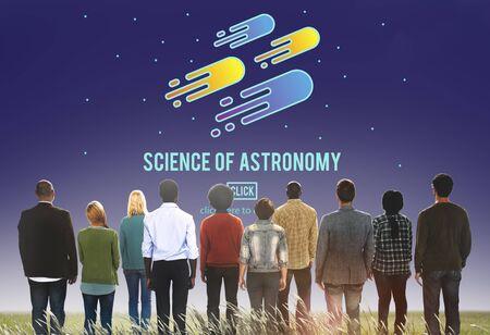 exploration: Science of Astronomy Exploration Nebular Concept