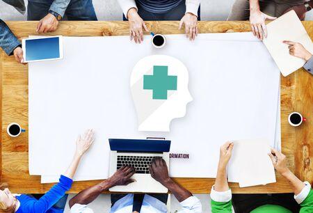 medics: Medic Healthcare Consultant Solve Care Concept