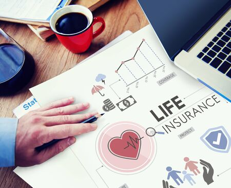 premiums: Life Insurance Protection Beneficiary Safeguard Concept