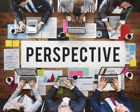 standpoint: Perspective Attitude Position Standpoint View Concept
