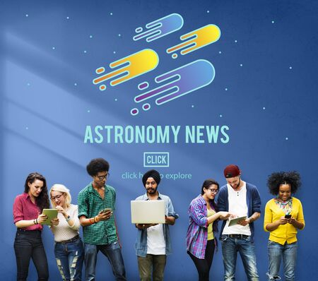 astronomy: Astronomy News Exploration Nebular Concept