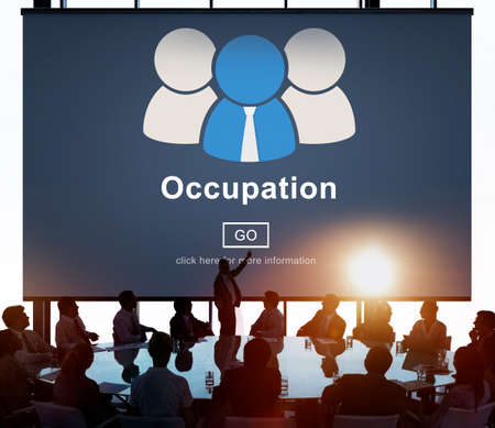 occupational: Occupation Job Work Career Profession Occupational Concept