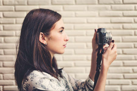 photographic: Photographic Travel Destination Trendy Camera Concept