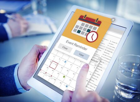 appointment: Appointment Event Reminder Planner Concept Stock Photo