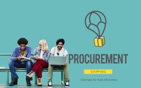 procurement: Procurement Distribution Purchase Cooperation Concept