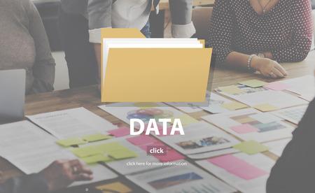 Files Index Content Details Document Archives Concept Stock Photo