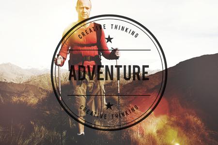 Adventure Trip Journey Expedition Concept