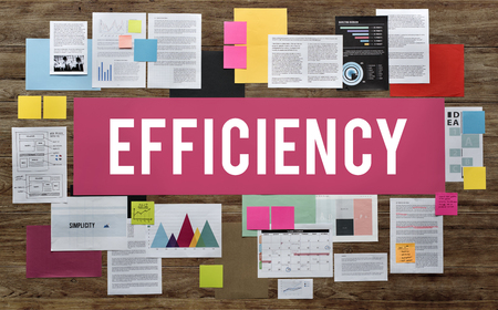 coherence: Efficiency Business Ability Excellence Improvement Concept
