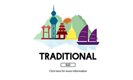 travel locations: Cultural Travel Locations Shrine Traditional Concept