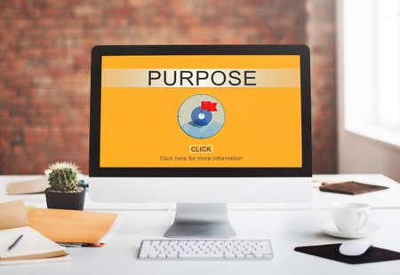 reason: Purpose Aim Mean Objective Potential Reason Concept