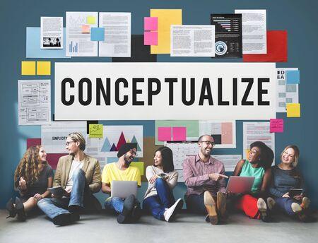 percepción: Conceptualizar Intención Concepto Concepto Percepción