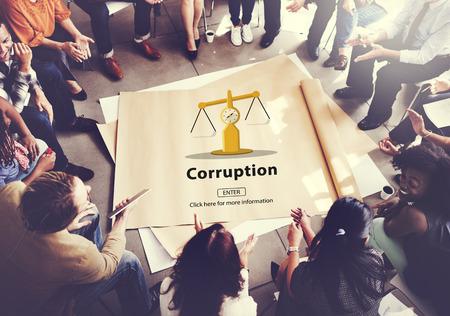 remuneraci�n: Soborno la corrupci�n de trucos Concepto ilegal de dinero Finanzas