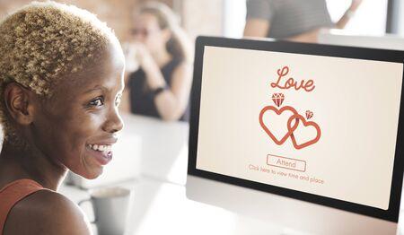 carino: Amor Adore Emoci�n Cuidado afecto como el amor de Concepto
