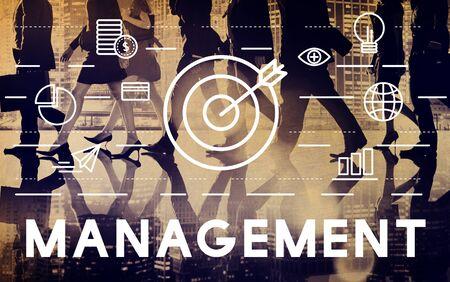 coordination: Management Organization Coordination Target Concept