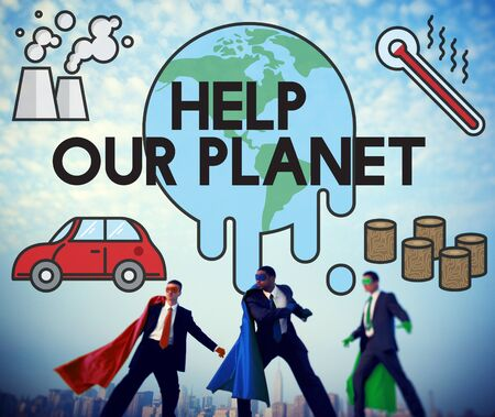 climate: Temperature Save Earth Pollution Planet Environment Climate Change