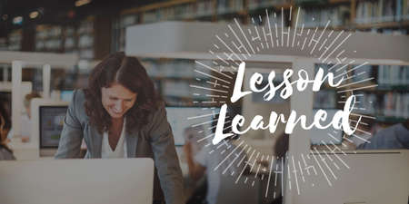 learned: Lesson Learned Educate Learn Knowledge Education Learning Concept