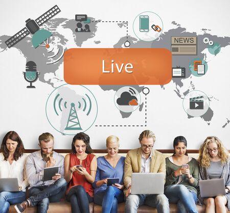 realtime: Live Lifestyle Balance Harmony Home Concept