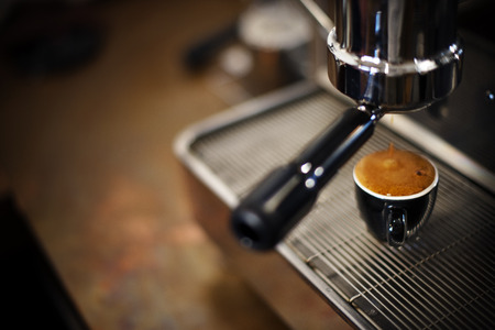 grind: Barista Coffee Brewing Grind Professional Concept