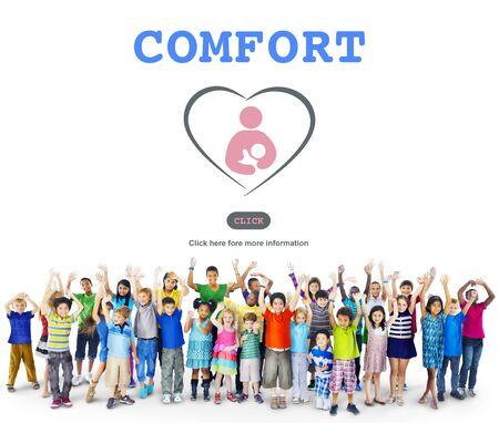 afecto: Formaci�n ni�o afecto Comfort Nursery Concept