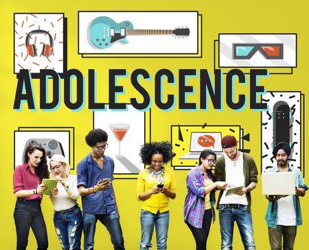adolescencia: Adolescencia adulto joven Cultura juvenil Concepto estilo de vida