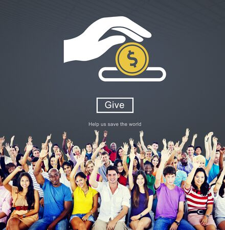 smile please: GIve Care Help Please Support Donate Charity Concept