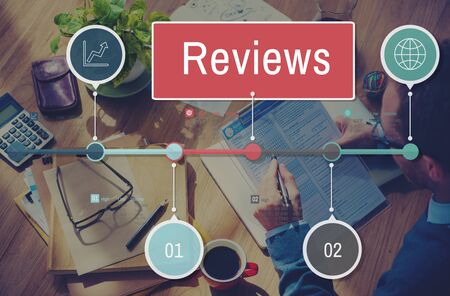 examine: Reviews Report Evaluation Assessment Inspection Examine Concept