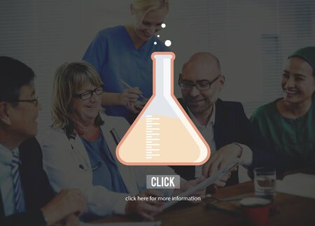 chemistry lab: Science Research Chemistry Lab Concept
