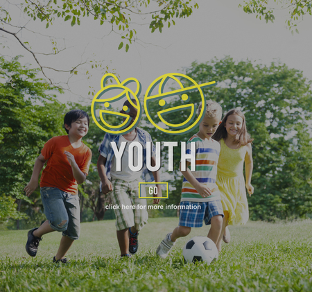 boyhood: Youth Young Adult Kids Child Concept