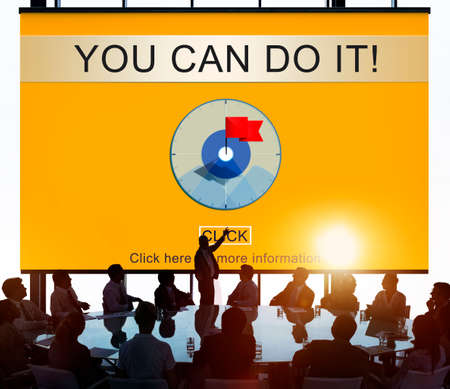 reason: You Can Do It Goal Target Reason Potential Vision Concept