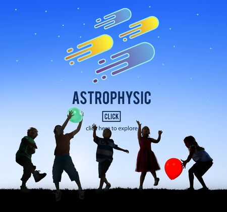 astrophysics: Astrophysic Astronomy Exploration Nebular Concept