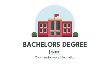 university admission: Bachelors Degree Admission School Education Concept