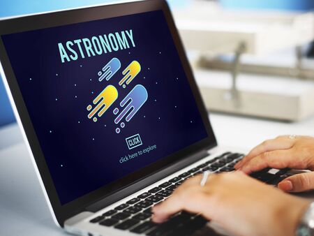 exploration: Astronomy Exploration Nebular Concept