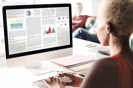articles: Article Business Information Vision Concept