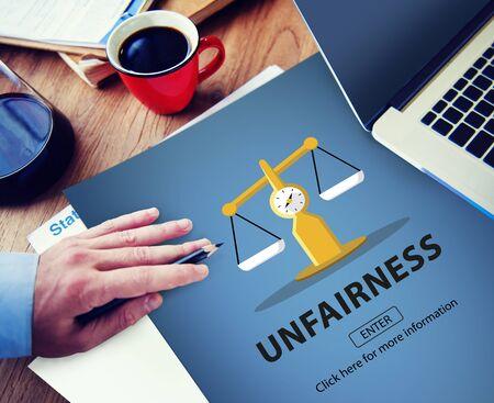bias: Partiality Prejudice Unfairness Help Victims Bias Concept