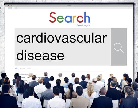 cardiovascular: Cardiovascular Disease Sickness Disorder Concept