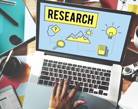 internet explorer: Research Searching Search Study Researcher Concept